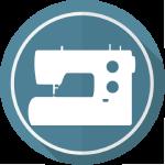 donate sewing machine in belfast